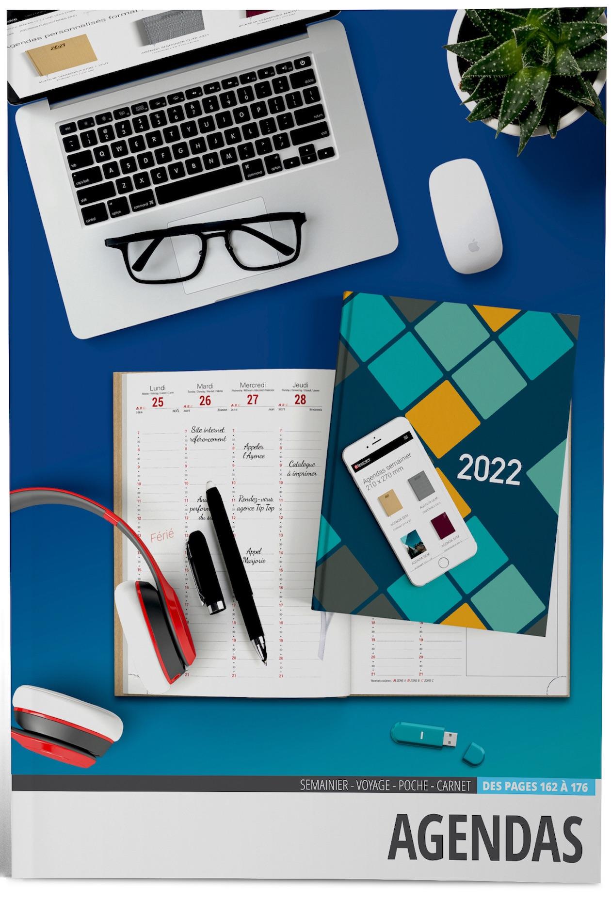 Catalogue agendas 2022