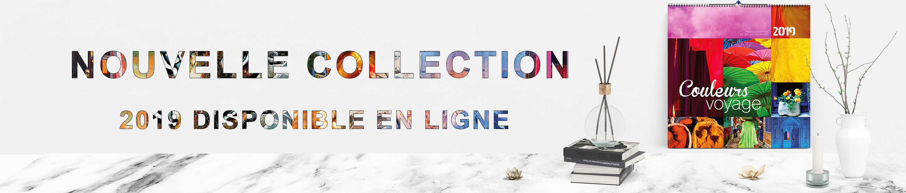 Nouvelle collection disponible en ligne